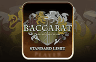 Лучший демо слот Baccarat Pro Series Table game
